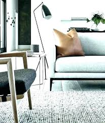 rug area with brown couch best rugs leather furniture for grey beige