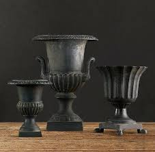 Decorative Garden Urns Decorative Garden Urns Zinc Urn Collection On Decorative Outdoor 43
