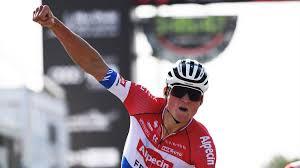 UAE-Tour: Van der Poel feiert Auftaktsieg im Zielsprint auf der 1. Etappe  und bestätigt Topform - Eurosport