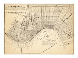 sanitary map of new orleans epidemiology science old maps and prints crescent city wall art antique city map historic cartography on map of new orleans wall art with sanitary map of new orleans epidemiology science old maps and