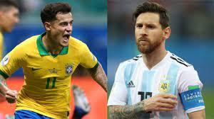 مباراة الارجنتين البرازيل مباشر