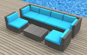 patio furniture pillows. Endearing Outdoor Patio Furniture Cushions 38 Blue 1 Pillows