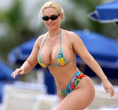coco austin without makeup in hot
