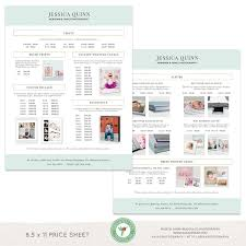 Product Price List Template With Pictures | Template Design Ideas