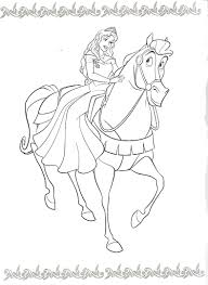 Sleeping Beauty Coloring Pages Coloring Sheets