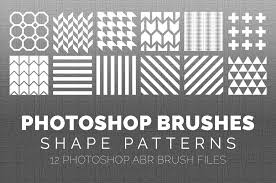 Photoshop Pattern Stunning 48 Pattern Photoshop Brushes Brushes Creative Market