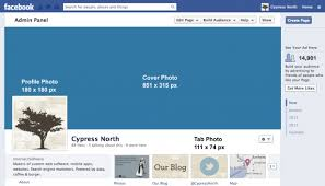 facebook cover template cover template size