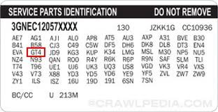 Gm Rpo Axle Code List Gm Axle Gear Ratio Lookup