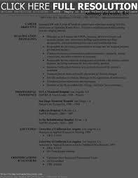 Registered Nurse Resume Templates For Template Practitioner