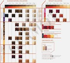 Matrix Color Sync Hair Color Chart Matrix Socolor Chart In