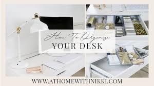desk organizer ideas. Beautiful Ideas HOME ORGANIZING  DESK ORGANIZATION IDEAS How To Organize Your Desk Throughout Organizer Ideas N