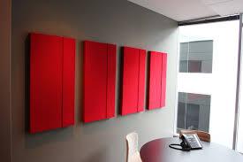 how do decorative acoustic panels impact room acoustics