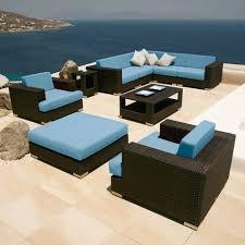 modern furniture  modern outdoor dining furniture large marble