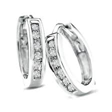 <b>Diamond Earrings</b> - Zales