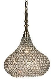 oaks santi antique brass ceiling light