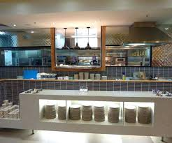 Kitchen Design For Restaurant Interesting Design Ideas