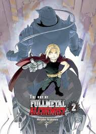 book review the art of fullmetal alchemist parka  book review the art of fullmetal alchemist 2