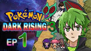 ORDER MUST BE RESTORED! Pokemon Dark Rising 3   Pokemon Fan Game Gamepla...