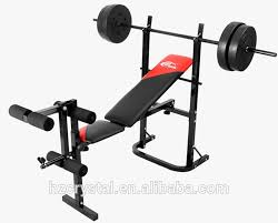 Power Tower Exercise Equipment Workout Home Gym Squat Rack Bench Squat And Bench Press