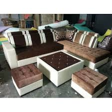 8 seater sofa set with center table