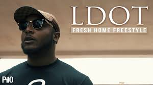 L Dot Fresh Home Freestyle Music Video Youtube