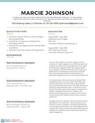 Best Resumes 2017 Best Resume Examples 24 Cryptoave 22