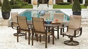 patio furniture. Beautiful Patio Winston Aluminum Outdoor Patio Furniture In