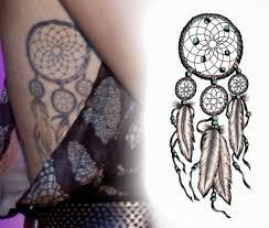 Miley Cyrus Dream Catcher Classy Dreamcatcher Miley Cyrus Tattoo Design TattooTemptation