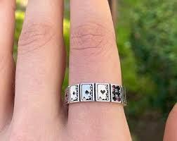 <b>Mens stainless steel</b> ring | Etsy