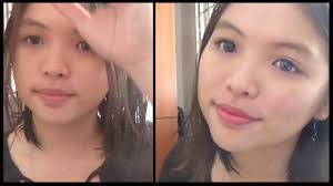 korean no makeup look tutorial