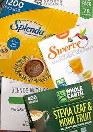 Swerve Stevia Truvia Erythritol And The Keto Diet Keto Wiz