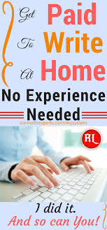 make money online from writing jobs you don t need experience to  you don t need experience to start a lance writing career learn where to lance writing jobs online for beginners and start your own lance