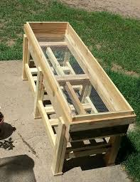 raised planter boxes in manly small vegetable garden elevated garden bed with legs plans