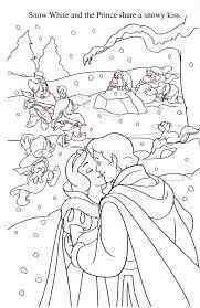 Disney Coloring Pages Disney 白雪姫 ぬり絵ディズニー絵