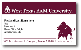 New amp;m Graphic Standard Texas University West A