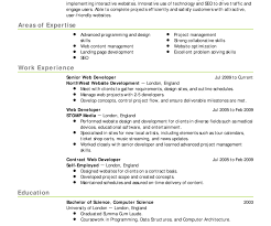 Web Designer Resume Web Design Resume Template Telecommunications Analyst Sample 78