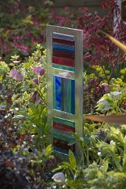 glass rogerstone gardens cardiff garden design wales glass garden panels designs