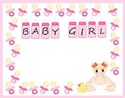 Baby Shower Pictures For Girls  Free Download Clip Art  Free Baby Shower Pictures Free