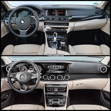 bmw 2015 5 series interior. bild vergleich bmw 5er f10 lci mercedes e klasse w213 limousine 2016 09 750x750 bmw 2015 5 series interior