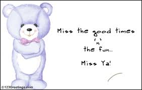 miss you my pal