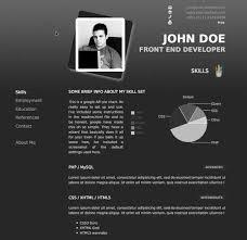 Online Resume Website Resume Badak