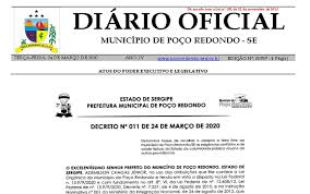 Prefeitura de Poço Redondo decreta toque de recolher no município