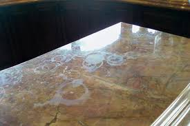cleaning granite worktops