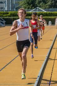 2017 NCS MOC Boys Finals Redwood Empire Running