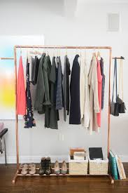 when we moved offices i no longer had enough space to keep a le of clothes out in plain view i missed the inspiration that it provided not to mention