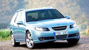 Saab 9 5 Estate Anniversary Edition '2007 - YouTube