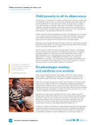 child poverty in essay com awesome collection of 70 years for every child unicef cute child poverty in