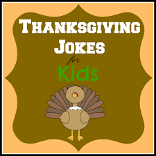 Small Picture Thanksgiving Jokes for Kids
