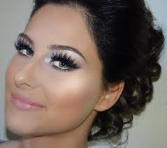 eye makeup design for wedding