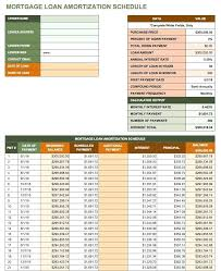 Mortgage Statement Template Excel Loan Payoff Template